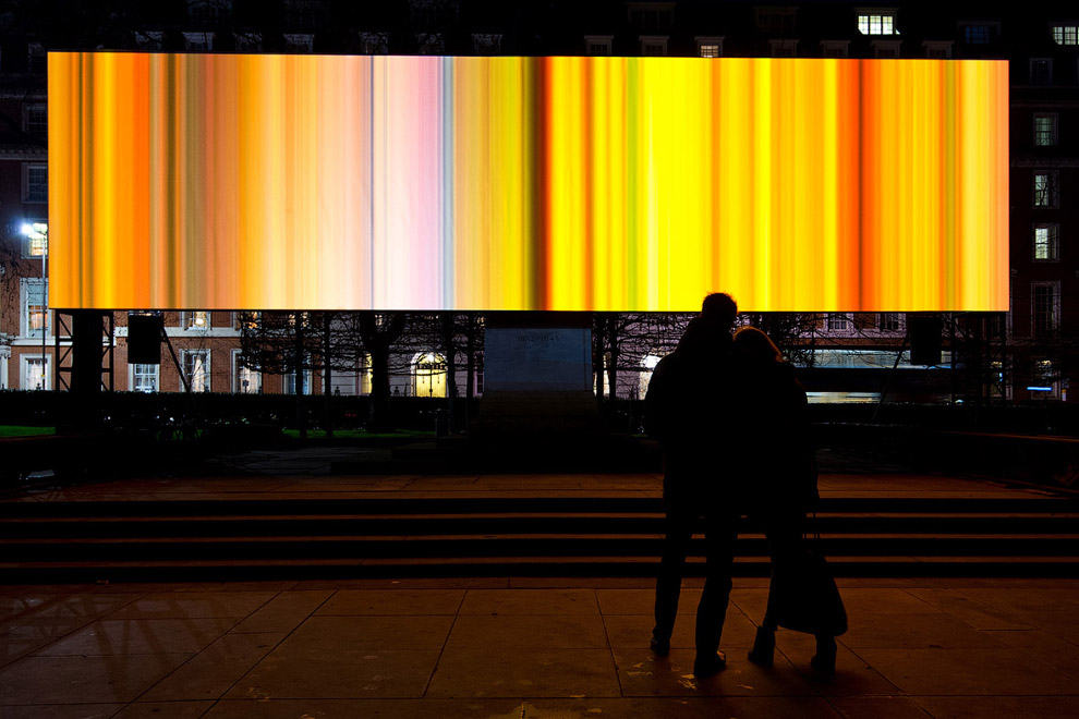 The festival of light in London 20