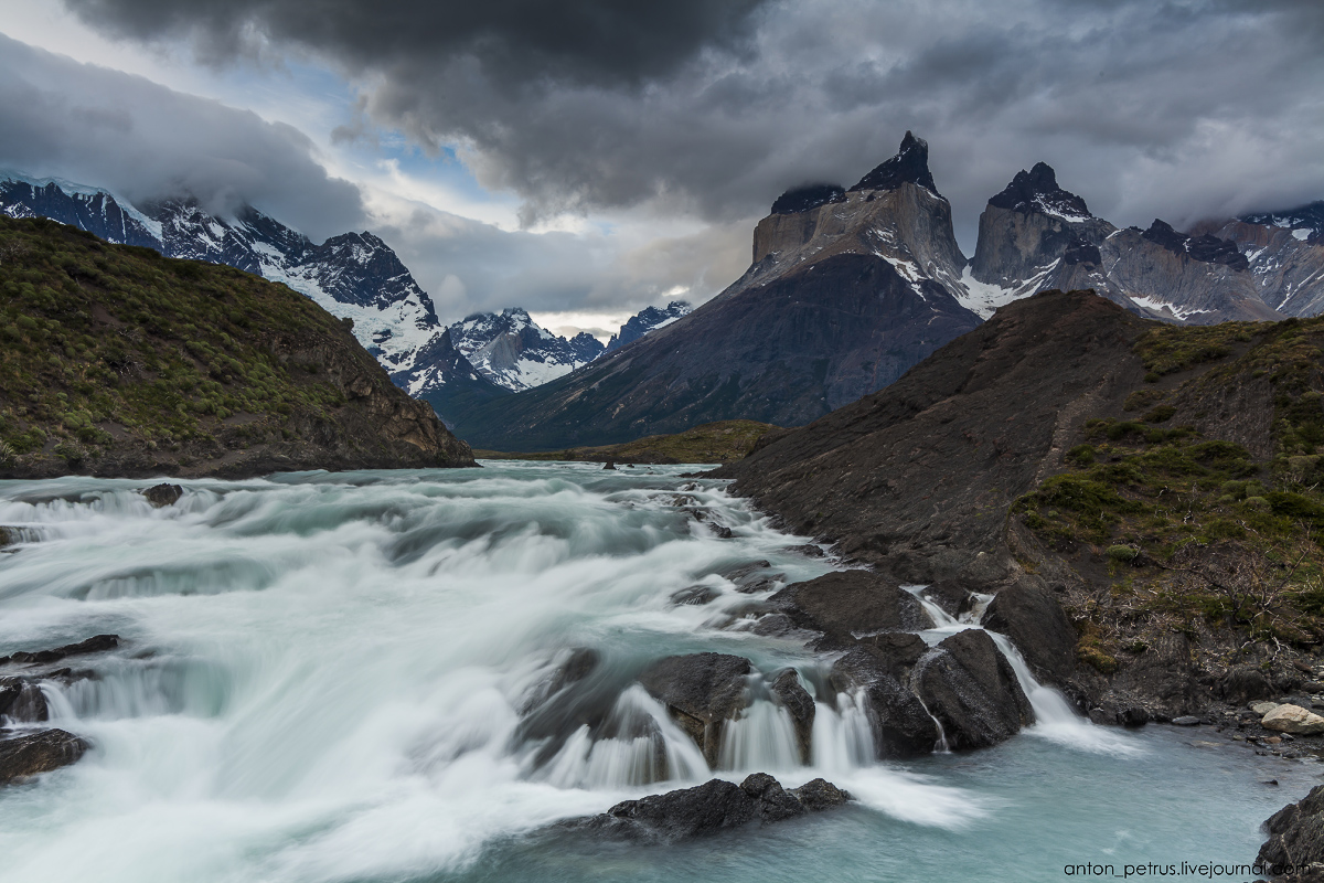 The house of the wind. Torres del Paine, Chile 14