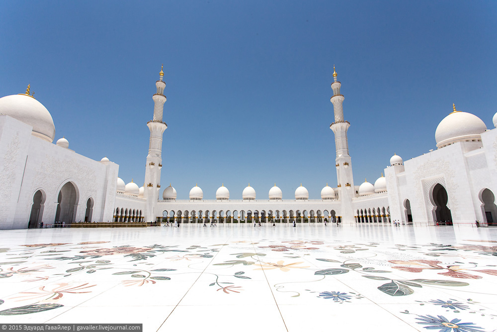 The most beautiful mosque in the world 10