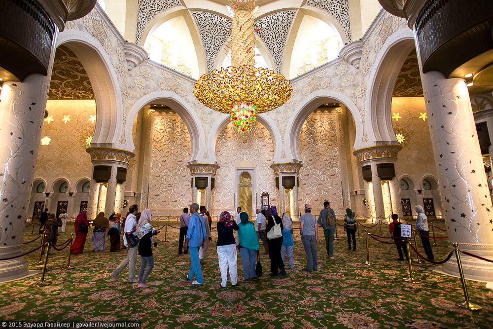 The most beautiful mosque in the world 18