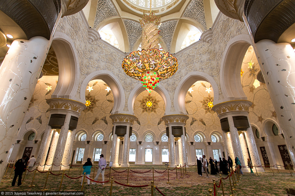 The most beautiful mosque in the world 24
