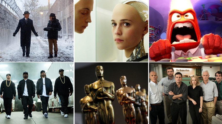 The nominees for the Oscar-2016_08