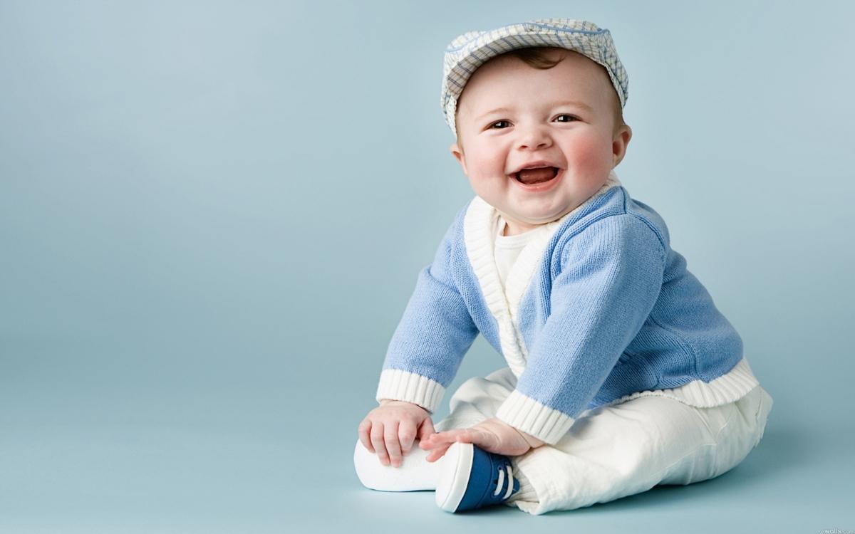 The smiles of children 03