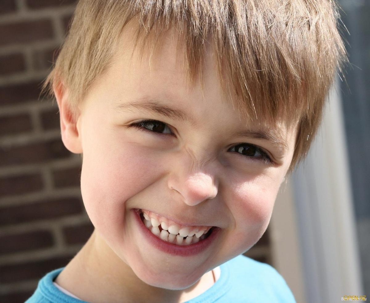 The smiles of children 05