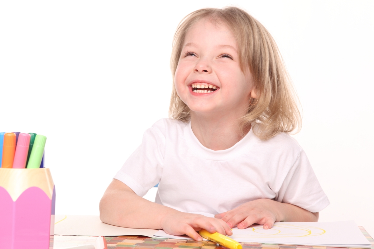 The smiles of children 11