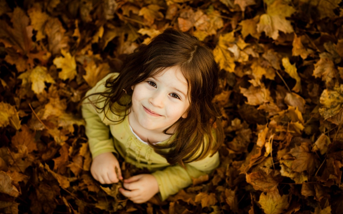 The smiles of children 15