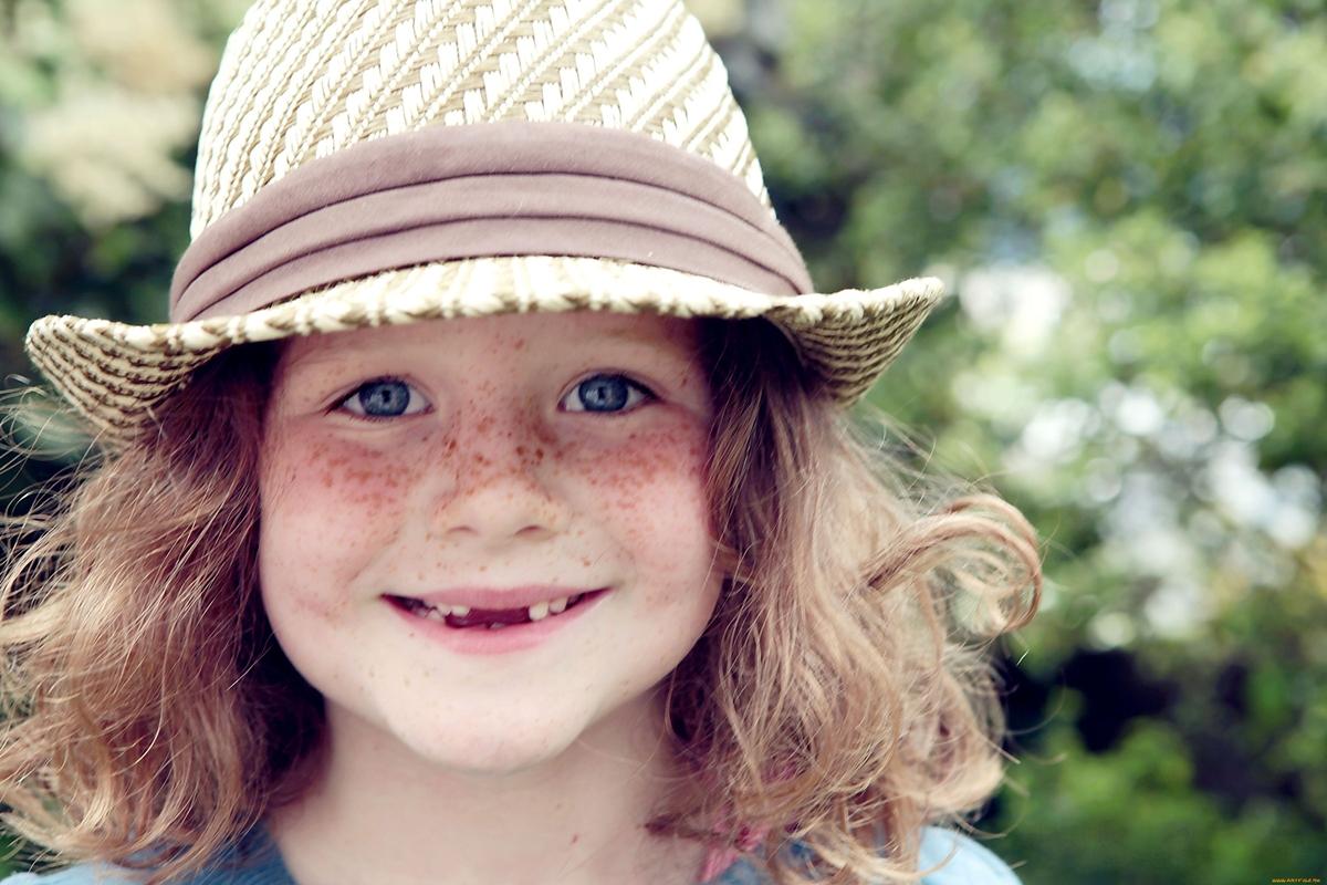 The smiles of children 18