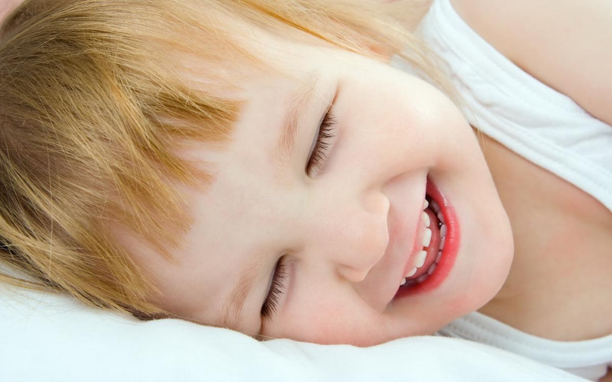 The smiles of children 23