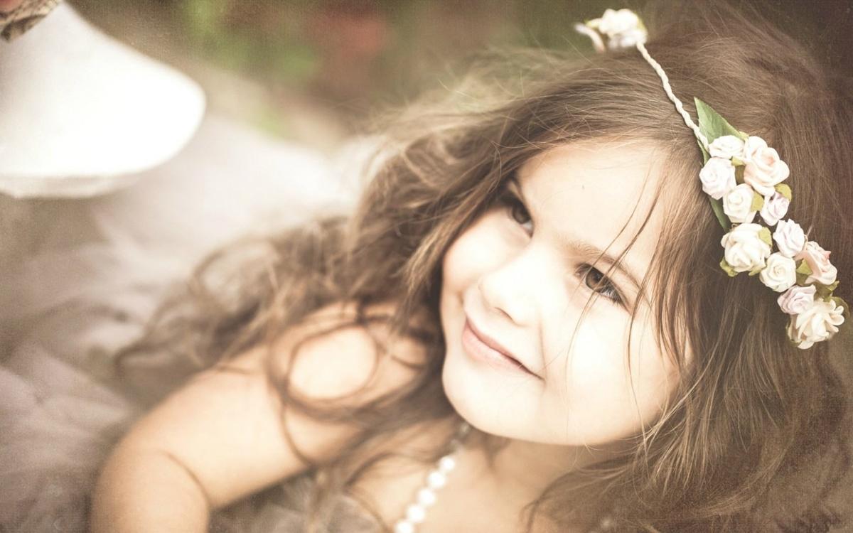 The smiles of children 24