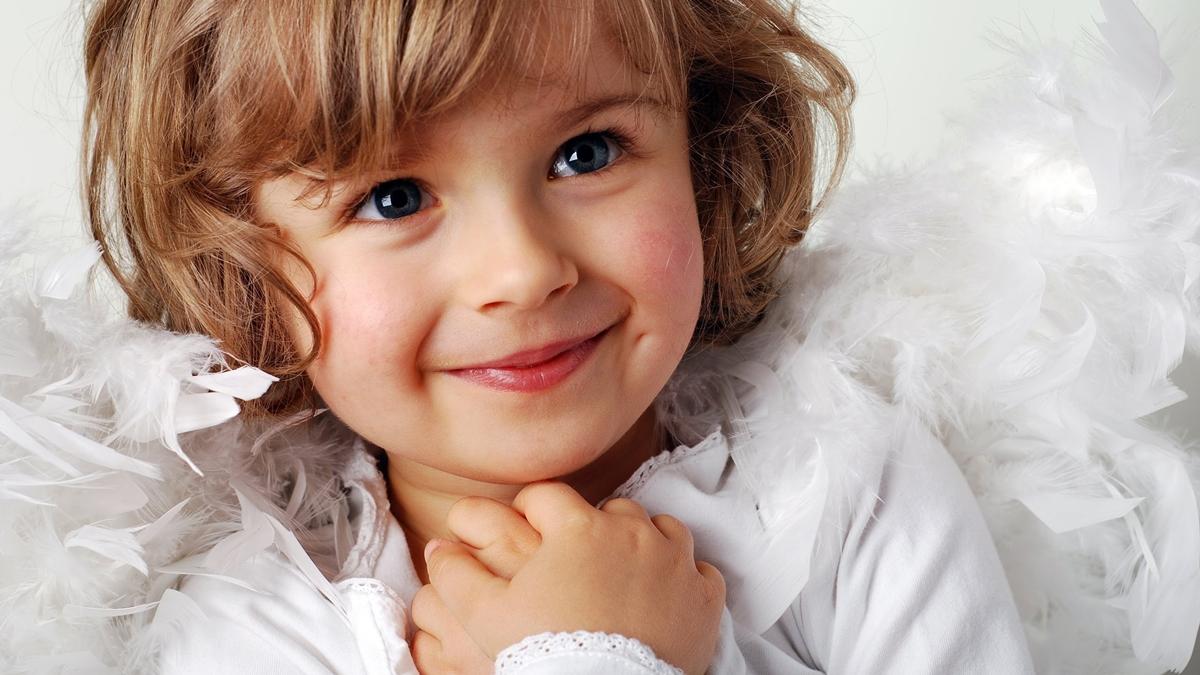 The smiles of children 25