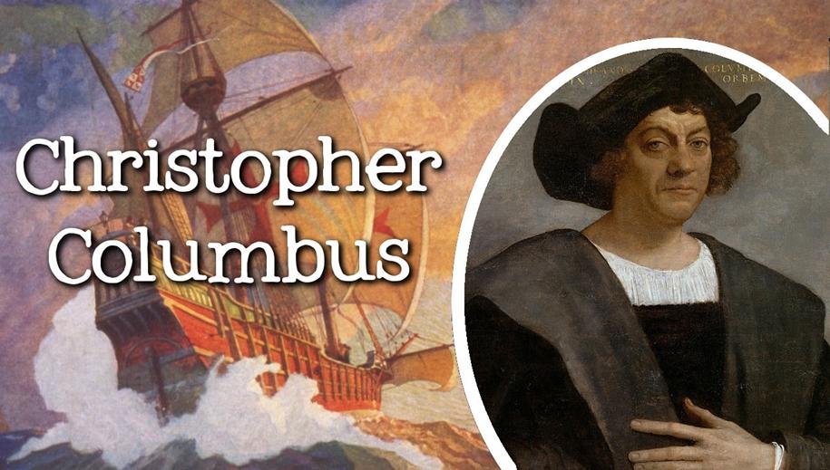 История о том, как Христофор Колумб молодых купцов на место поставил