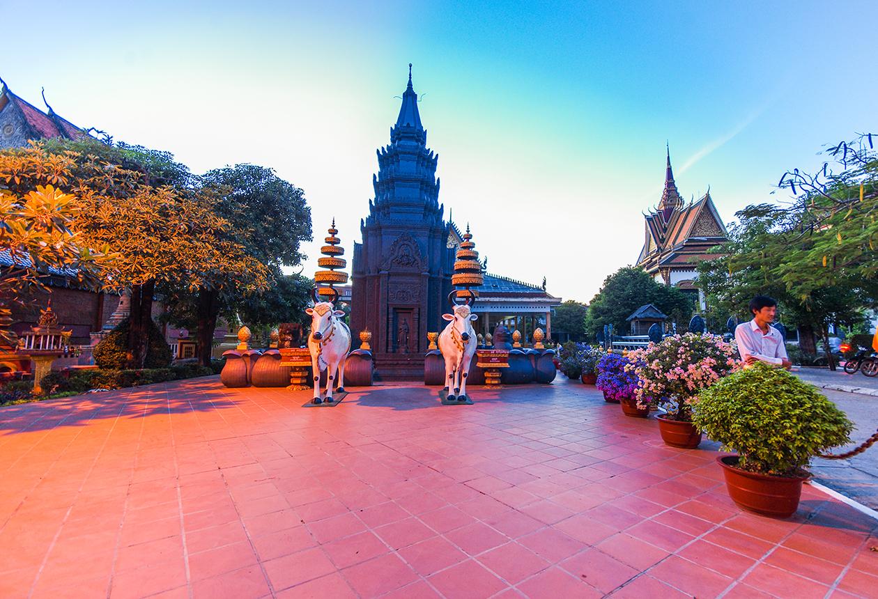 Wat Preah Prom Rath 10