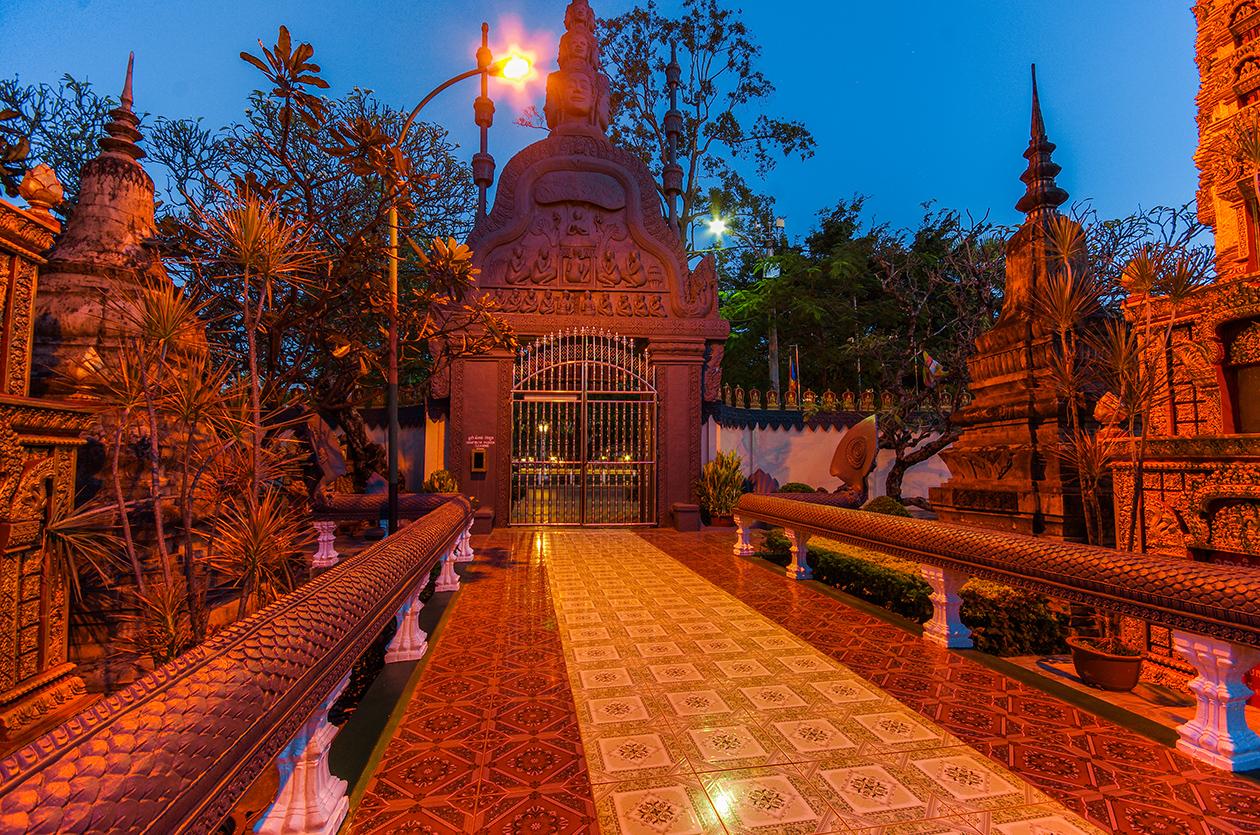 Wat Preah Prom Rath 15