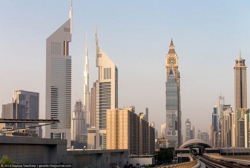 What lies behind the glitz of Dubai 10