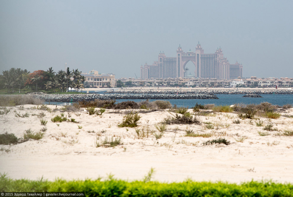 What lies behind the glitz of Dubai 30