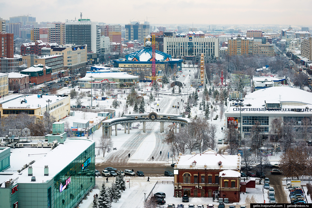 Winter Tyumen with height 11