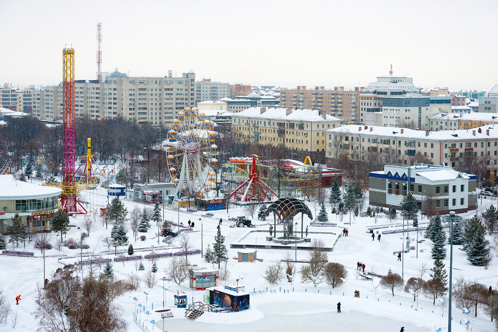 Winter Tyumen with height 14