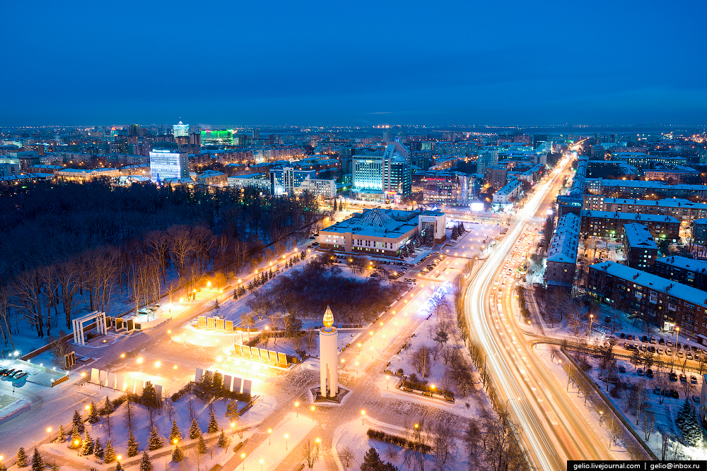 Winter Tyumen with height 26