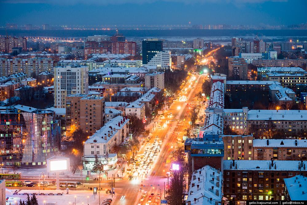 Winter Tyumen with height 32