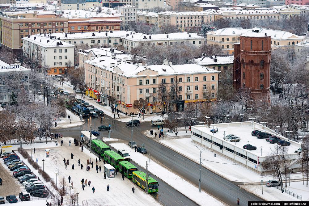Winter Tyumen with height 41