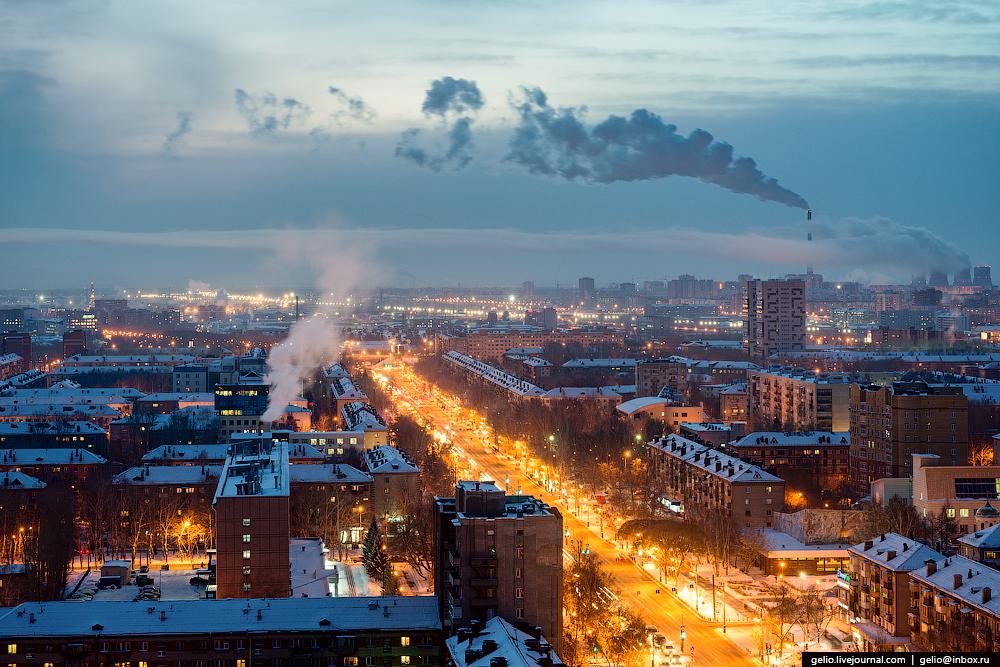 Winter Tyumen with height 43