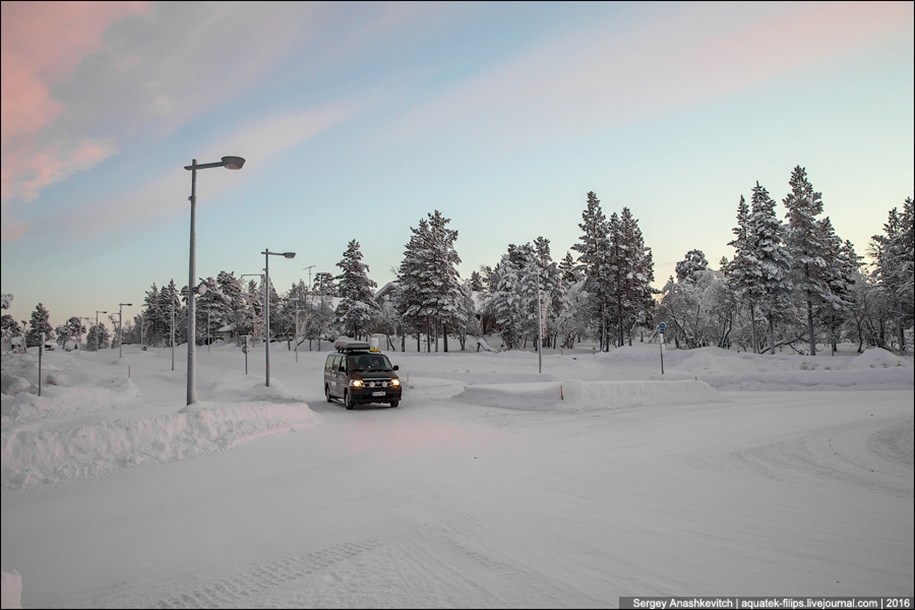 Winter roads in Finland 03