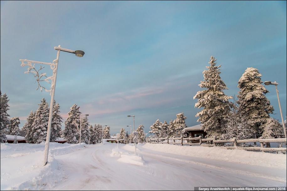 Winter roads in Finland 04