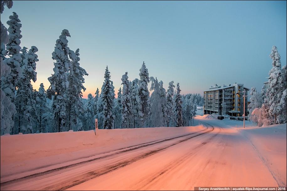 Winter roads in Finland 09
