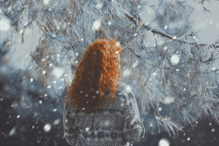 snow portraits that will inspire you on a winter photo shoot 06