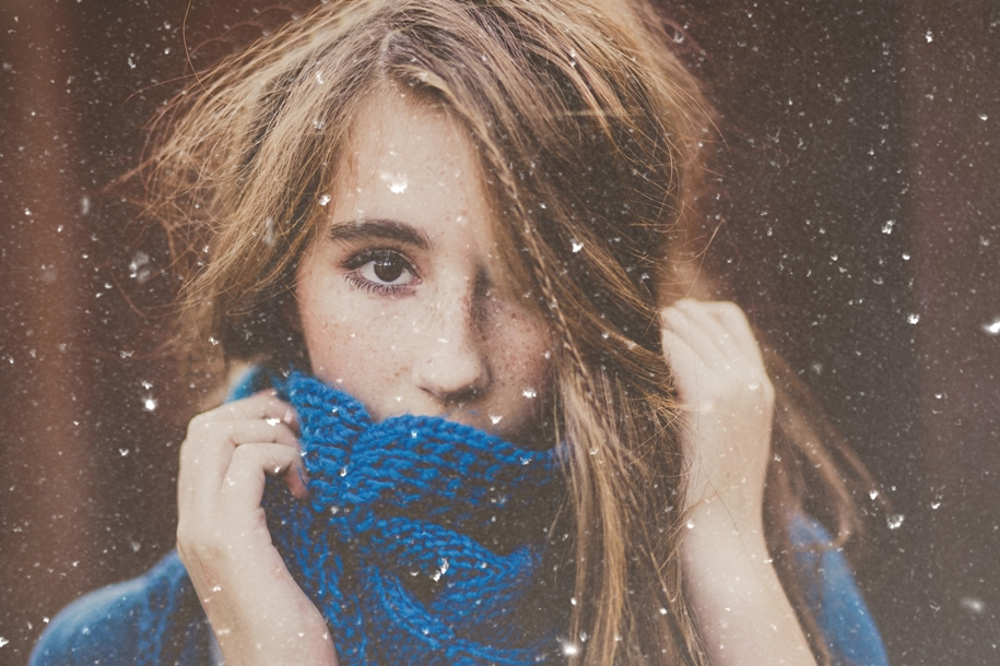 snow portraits that will inspire you on a winter photo shoot 07