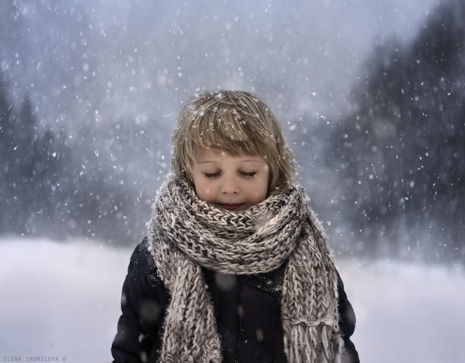 snow portraits that will inspire you on a winter photo shoot 19