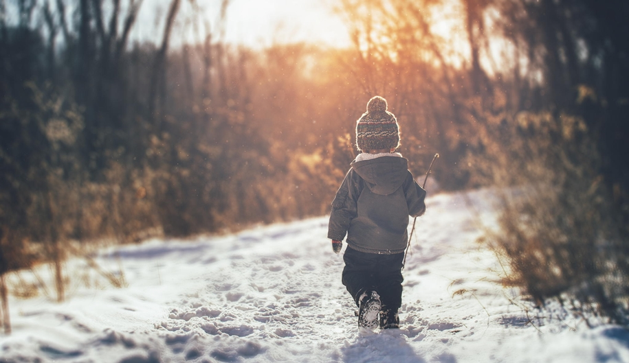 snow portraits that will inspire you on a winter photo shoot 24