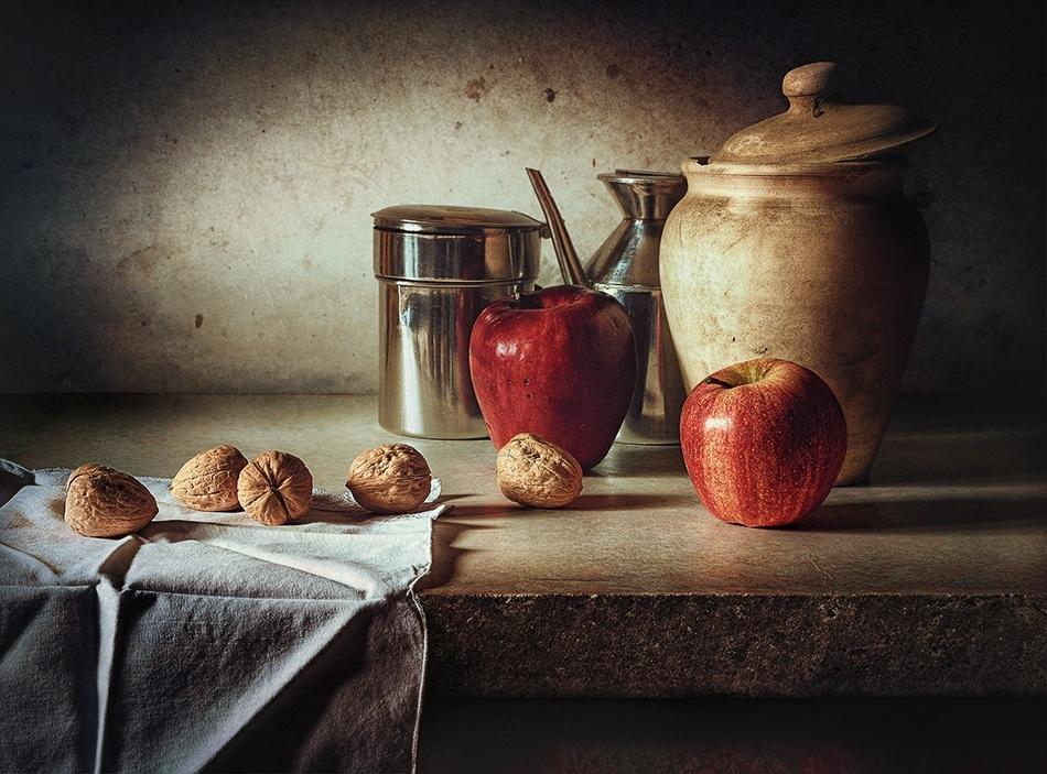 Восхитительные фото натюрморты от Антонио Диаза