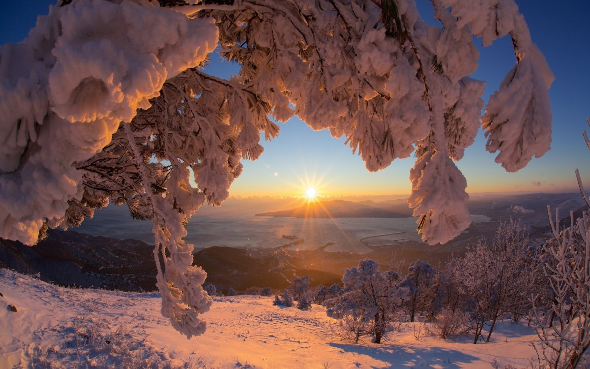 Beautiful winter photos 17