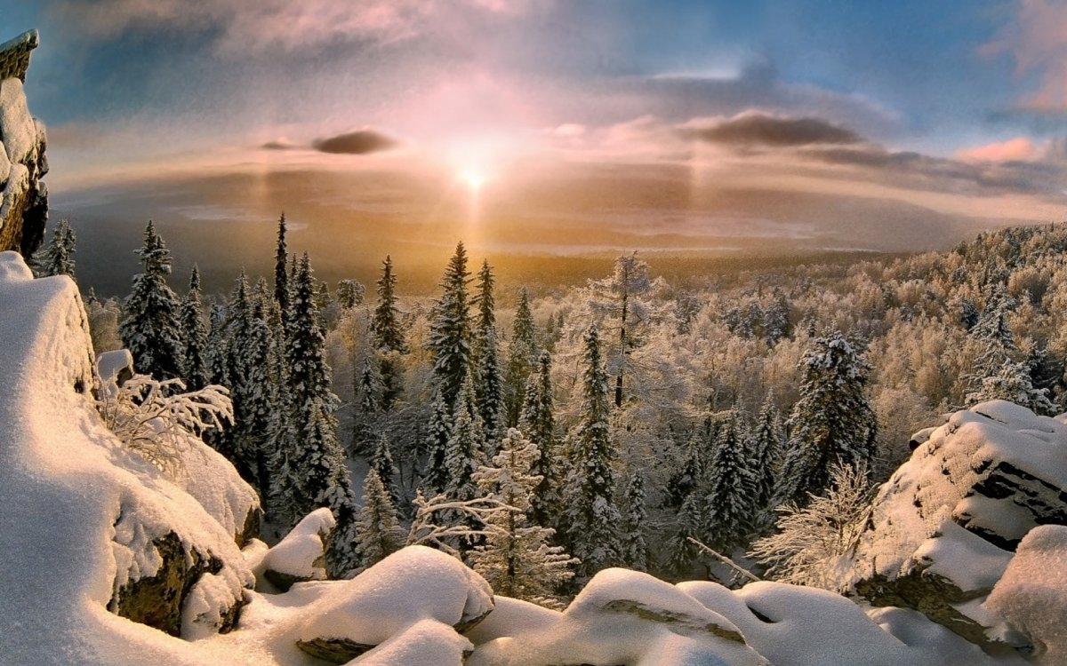 Beautiful winter photos 19