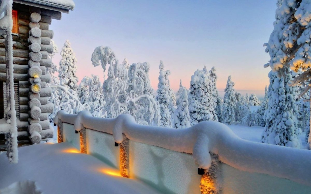 Beautiful winter photos 23