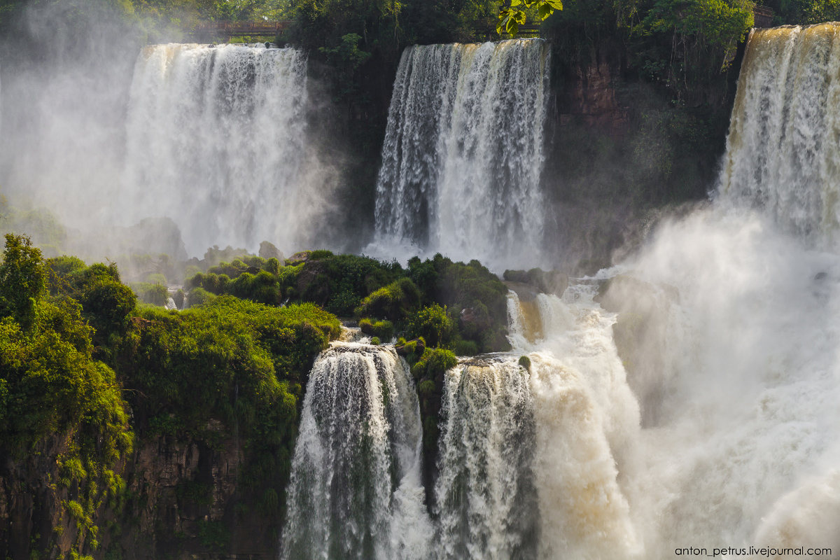 Big water - Iguazu falls 12