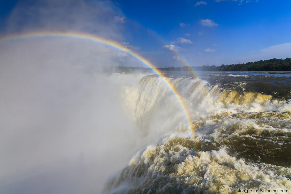 Big water - Iguazu falls 15