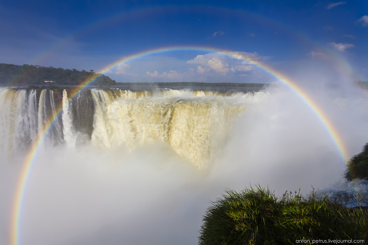 Big water - Iguazu falls 16