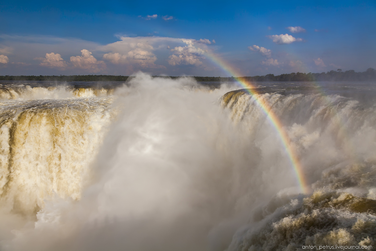 Big water - Iguazu falls 17
