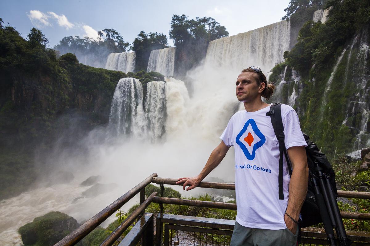Big water - Iguazu falls 18