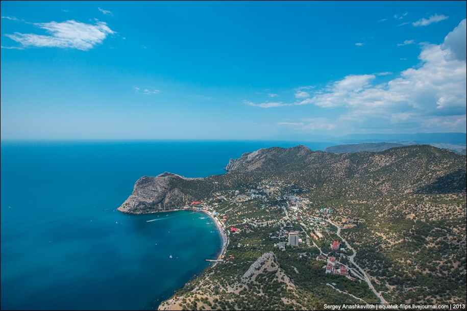 Crimea. To visit the largest in Europe coral reef 16