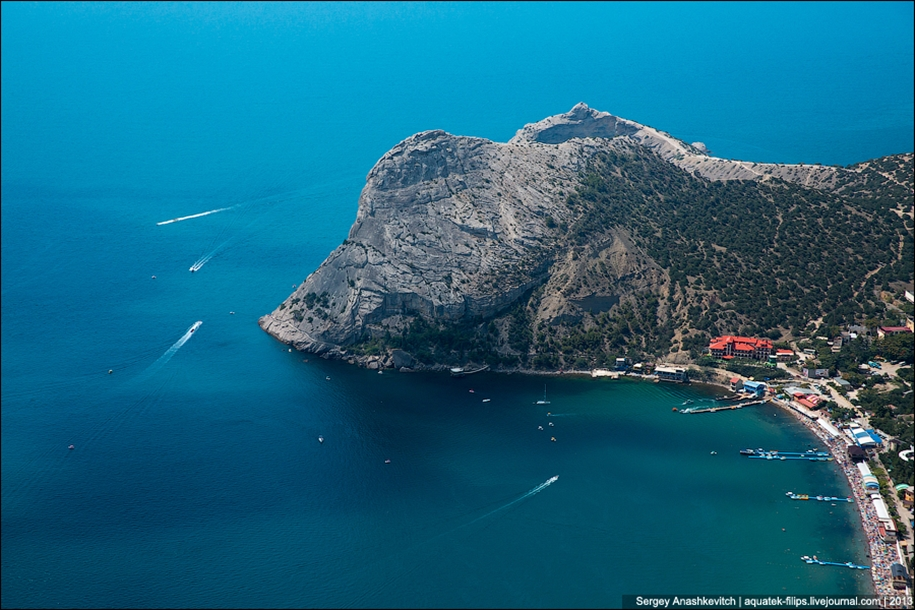 Crimea. To visit the largest in Europe coral reef 17