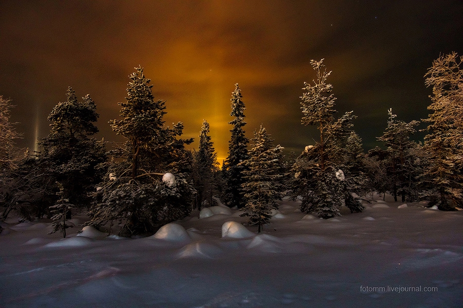 Finland. Snowy landscapes 13