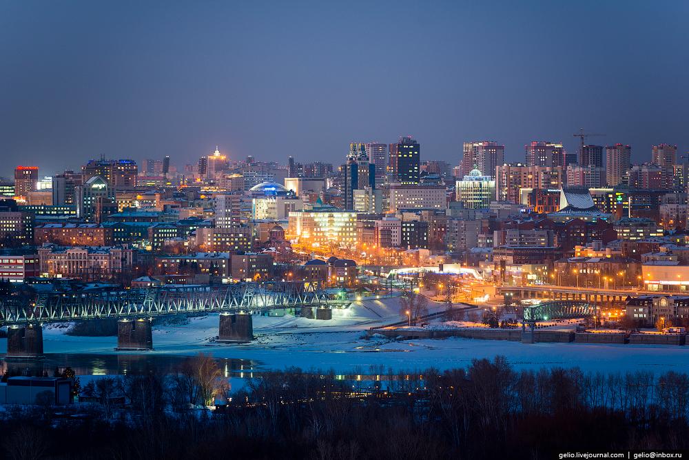 Novosibirsk. Winter 2016 02