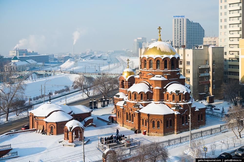 Novosibirsk. Winter 2016 03