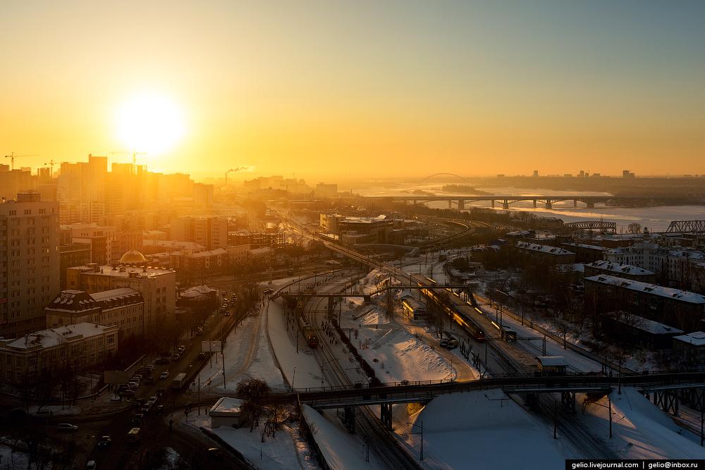 Novosibirsk. Winter 2016 04