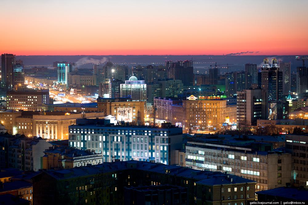 Novosibirsk. Winter 2016 08
