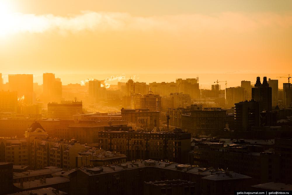 Novosibirsk. Winter 2016 09