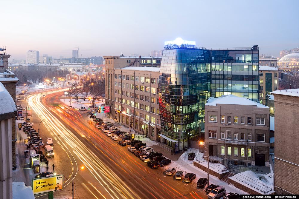 Novosibirsk. Winter 2016 10
